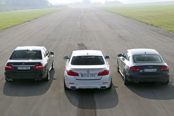 Audi A5 Sportback Vs Bmw 5 серии Vs Mercedes Benz E класса