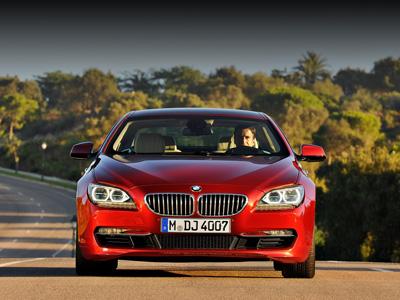 Мировая премьера BMW 6 серии Купе 2012. Большая фотогалерея (90 фото), видео файлы.