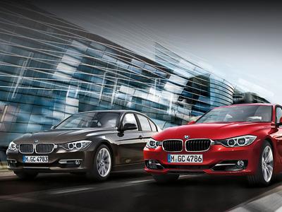 Представлено новое поколение BMW 3-серии F30